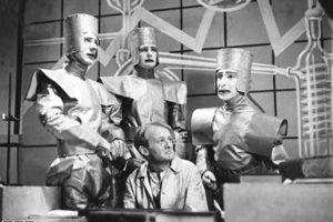 カレル チャペック ロボット ロッスムのユニバーサルロボット RUR 戯曲 感想 レビュー 批評